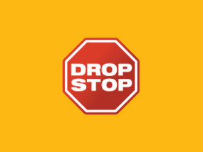 Drop Stop logo