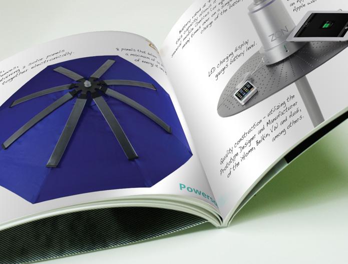Zon technology inward eleven - Zon parasol ...